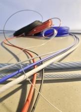 Câble enrobé