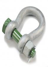 Manilles Green Pin