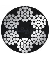 PP noir 6x19+1