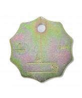 Plaquettes d'identification G100